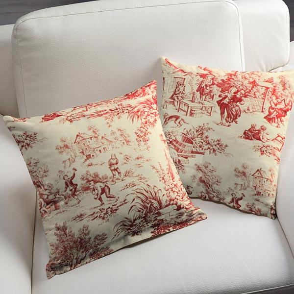 toile festin 3 toile de jouy. Black Bedroom Furniture Sets. Home Design Ideas
