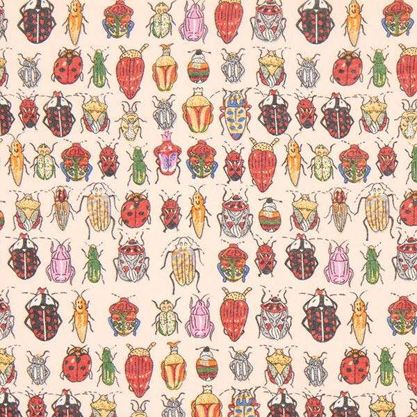 Chifón Crepé Escarabajo 1 – rosa oscuro - Tela para tops y camisas ...