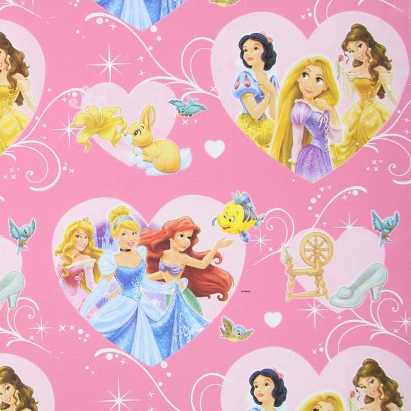 Disney Prinzessinnen - pink