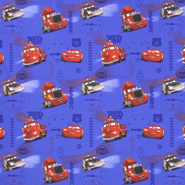 Disney Cars Boyfun 2 - königsblau