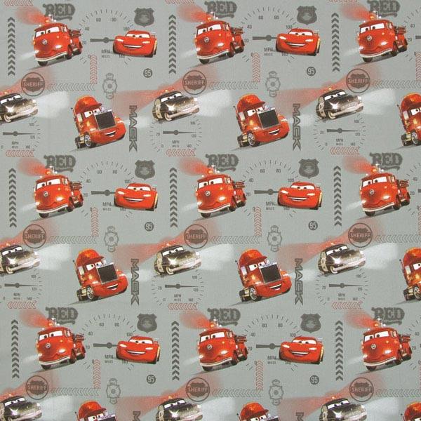Disney Cars Boyfun 3 - grau