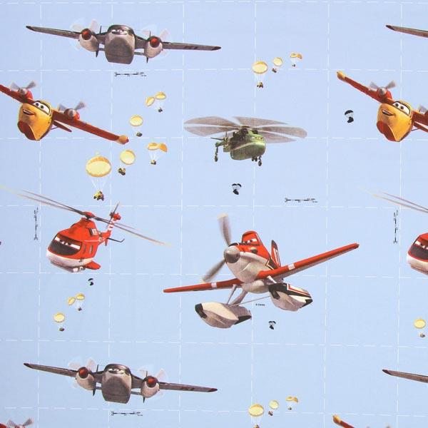Disney Planes 2 - hellblau