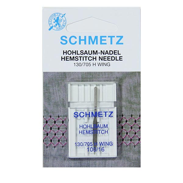 Hohlsaum-Nadel [NM 100/16] | SCHMETZ