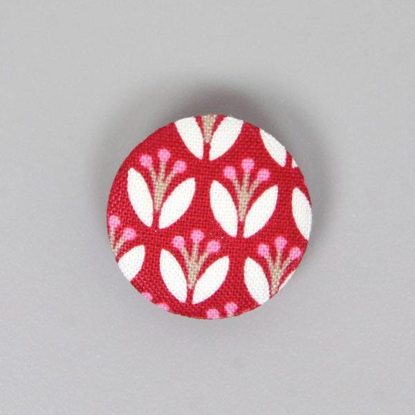 Button Fenton Flower 3