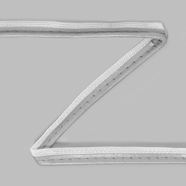 Reflex-Paspelband - silber