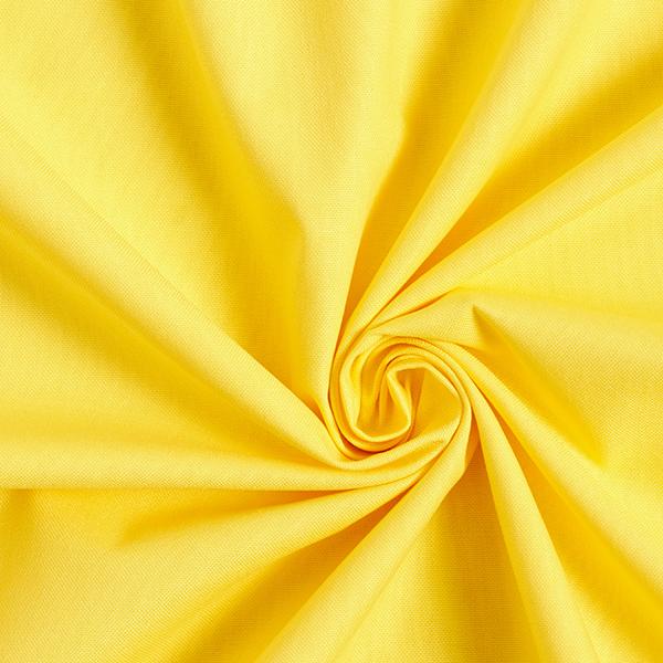 Weicher Dekostoff in Gelb für Osterküken