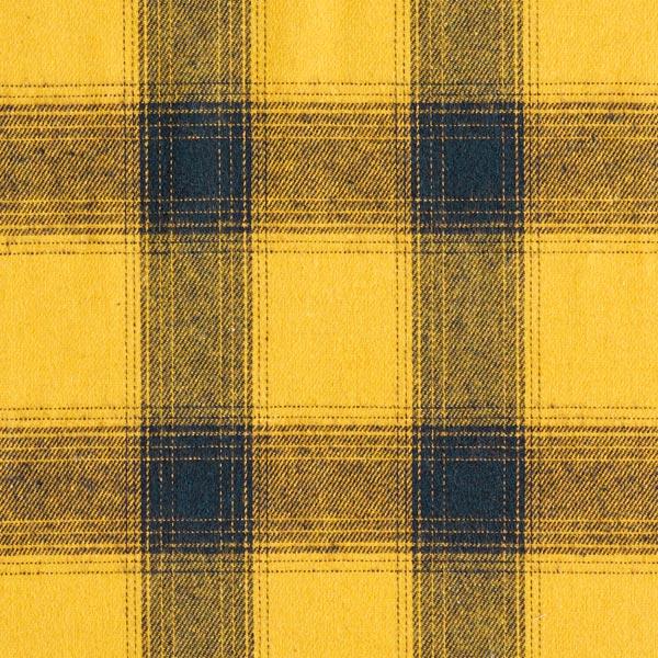 145cm breit gelb ab 1m: Schottenkaro ca