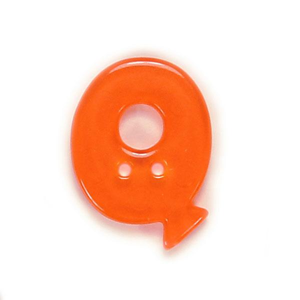 Buchstabenknopf 'Q'