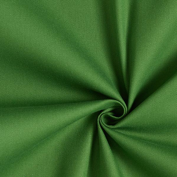 Unifarbener Dekostoff in Grün