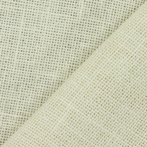 Tissu de décoration Jute 120 cm – beige