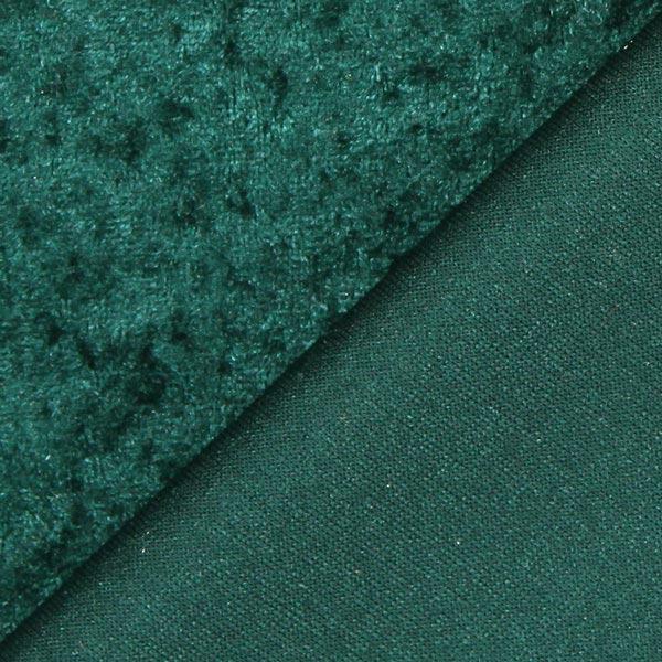 Pannesamt - dunkelgrün