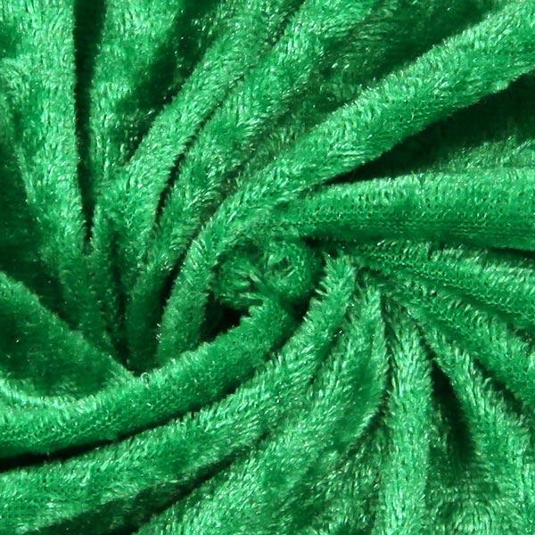 Pannesamt - grasgrün