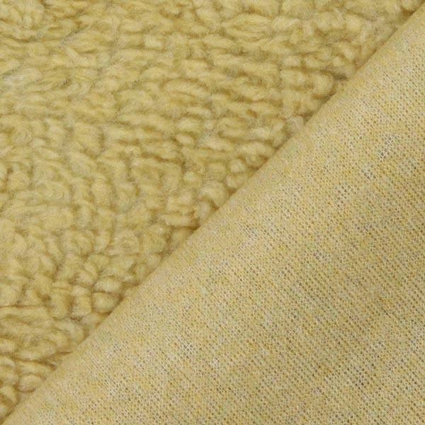 Imitation Fourrure d'Agneau – beige clair