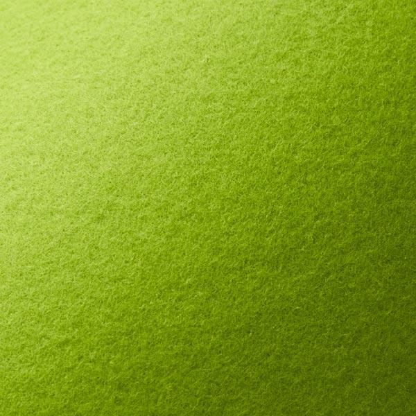 Filz 45cm / 5mm stark – apfelgrün