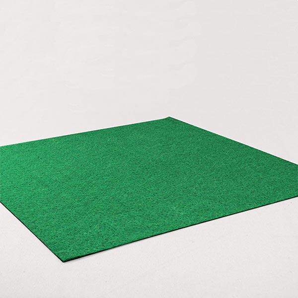 Filz 45cm / 5mm stark, 10 - grasgrün
