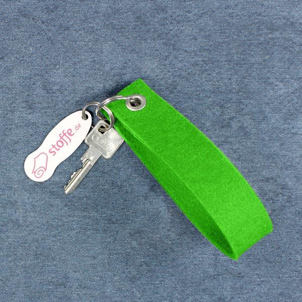 Filz 45cm / 5mm stark, 17 - hellgrün