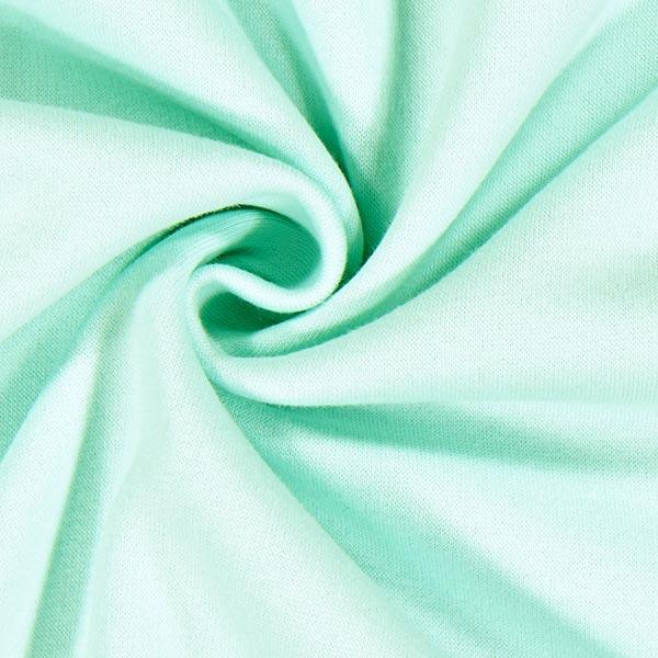 Sweatshirt rugueux – vert menthe
