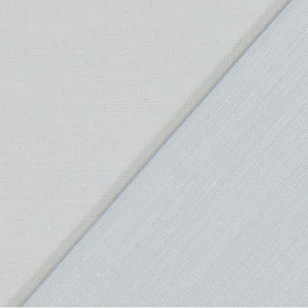Popeline Uni – gris clair