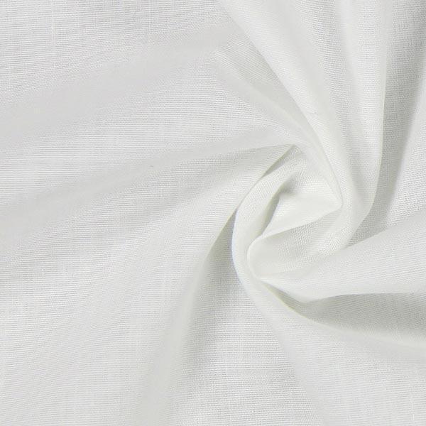 Popeline Uni – blanc