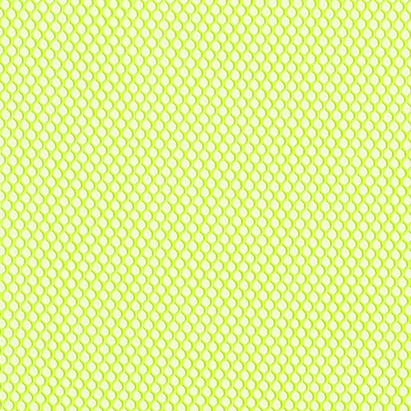 Sacs tissu mesh – jaune fluo