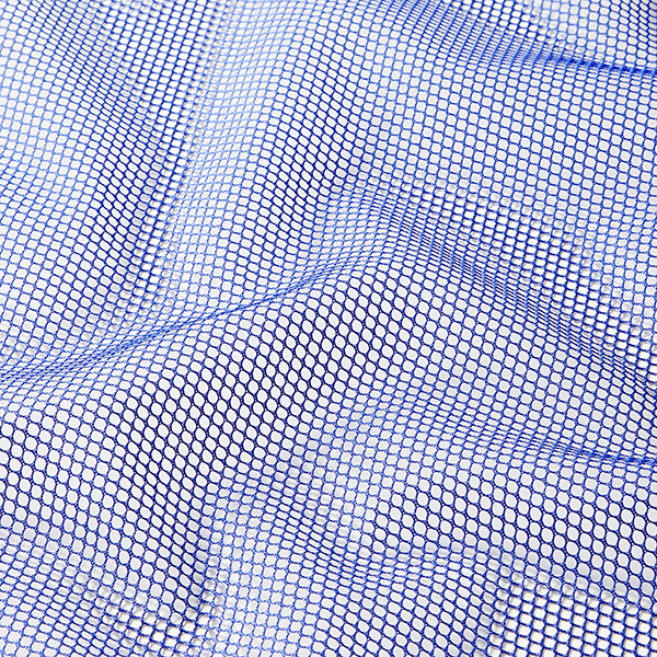Sacs tissu mesh – bleu roi