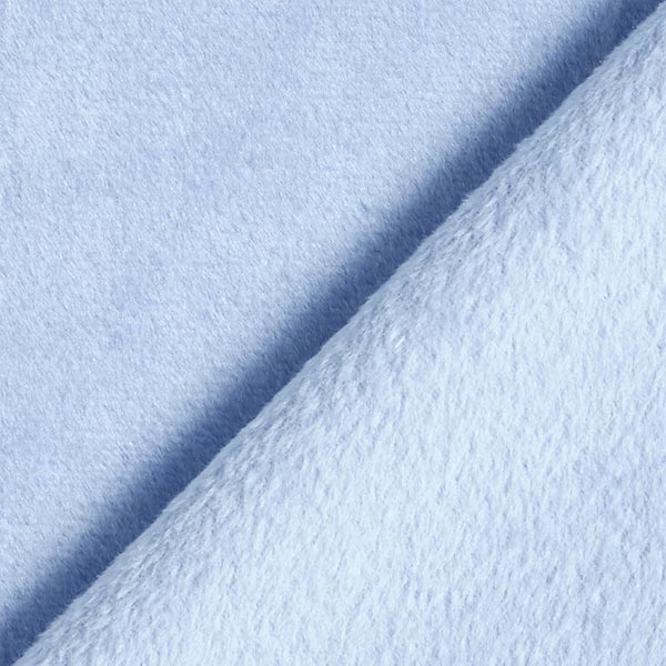 Polaire Nicki uni – bleu clair