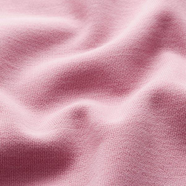 Maille douillette – rose