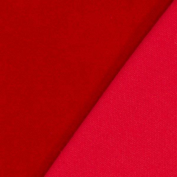 Velours coton – carmin
