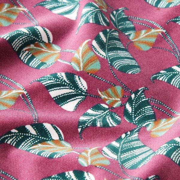 UTOPIA Stretch pour pantalon Velours | Milliblus – pourpre/vert