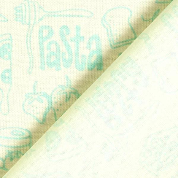 Coton Bio In My Kitchen Menu   Hamburger Liebe – vert menthe
