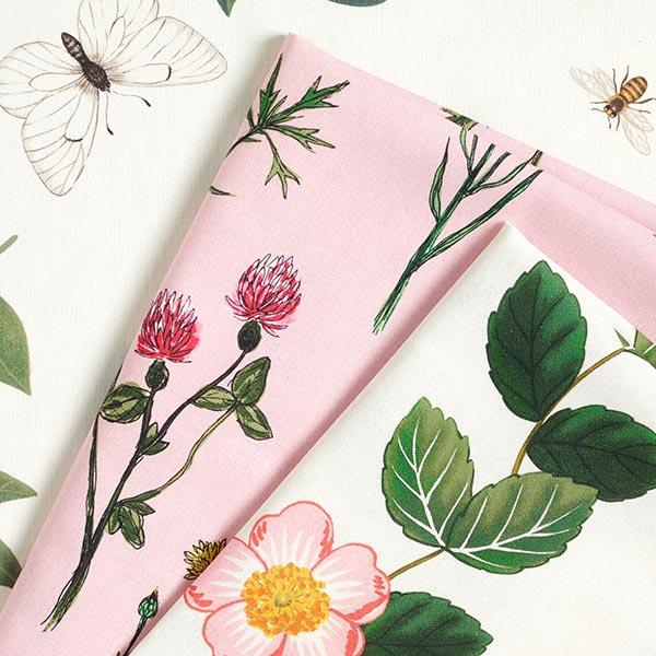 ARVIDSSONS TEXTIL – Tissu de décoration Semi-panama Amalia