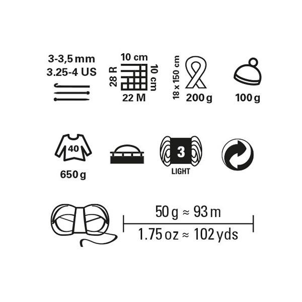 Soft  Linen Mix, 50 g | Schachenmayr (00022)