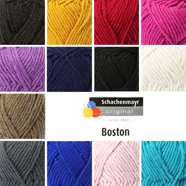 Boston – Schachenmayr, 50 g (0164)