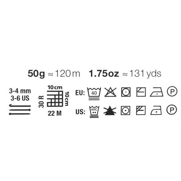 120 Merino Extrafine, 50 g | Schachenmayr (0102)