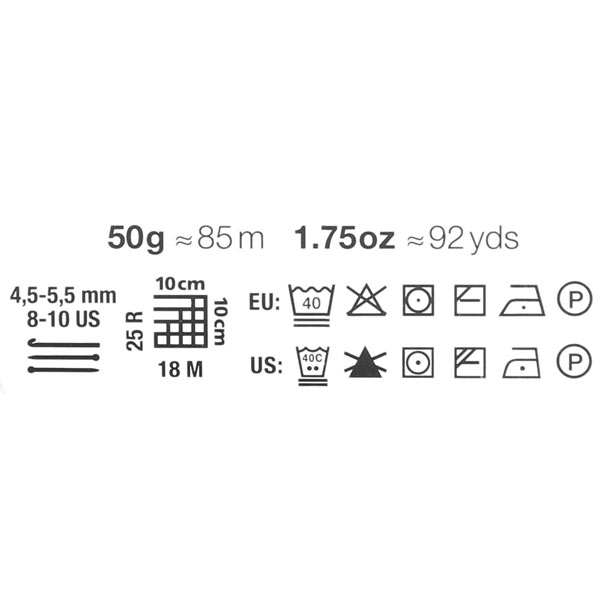 85 Merino Extrafine, 50 g   Schachenmayr (0233)