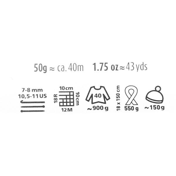 40 Merino Extrafine, 50 g | Schachenmayr (0301)