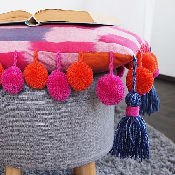 Tasselinchen, pomponmaker | Schachenmayr