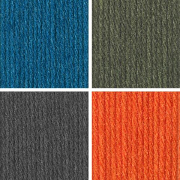 Wool 125 – Schachenmayr, 50 g (0169)