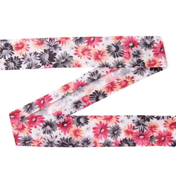 3 m biais fleurs 2