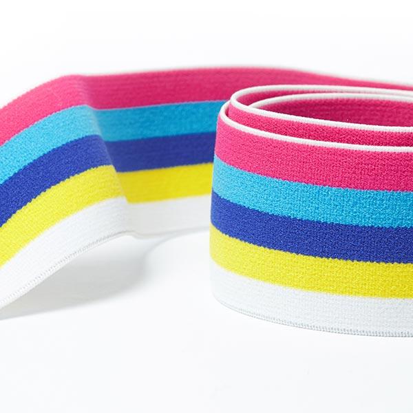 Ruban élastique Multicolore 1
