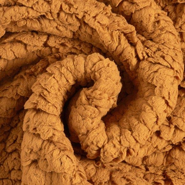 Fourrure synthétique Peau de mouton – caramel