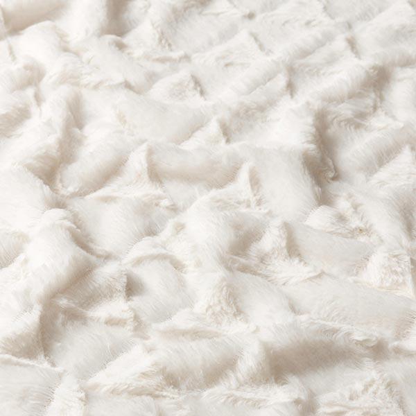 Ourson Triangles – blanc