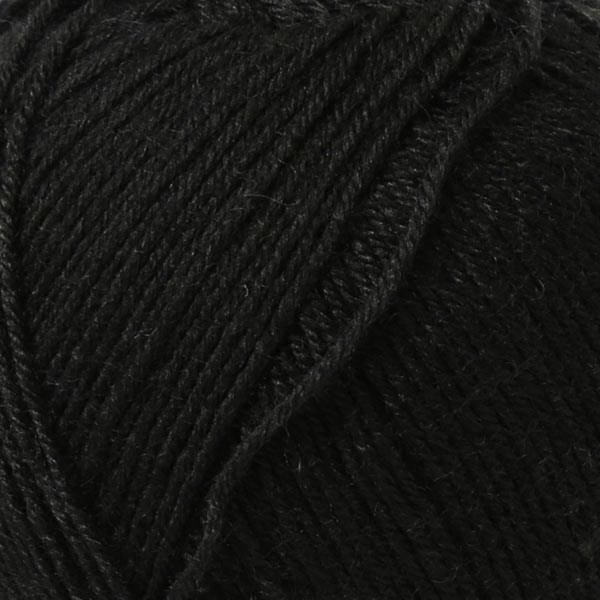 Laine de chaussette 4f uni   Rellana, 100 g (0902)