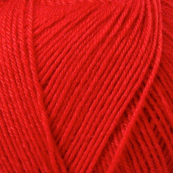 Laine de chaussette 4f uni | Rellana, 100 g (0903)