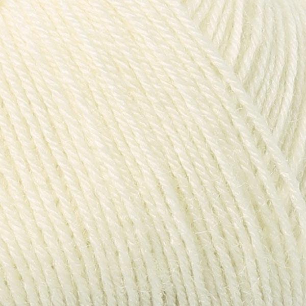 Laine de chaussette 4f uni   Rellana, 100 g (0916)