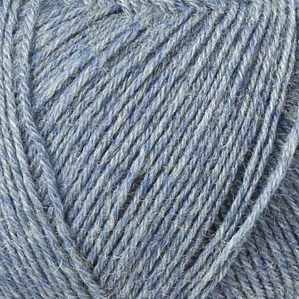 Laine de chaussette 4f uni | Rellana, 100 g (0972)