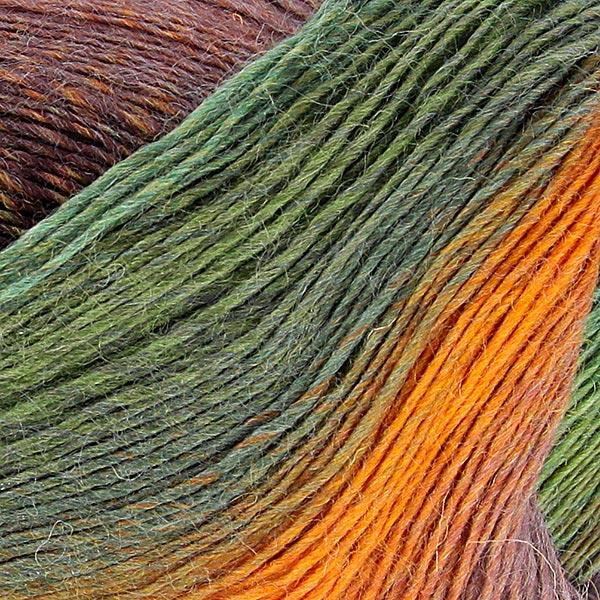 Flotte Socke 4fach Kolibri   Rellana, 100 g (6206)