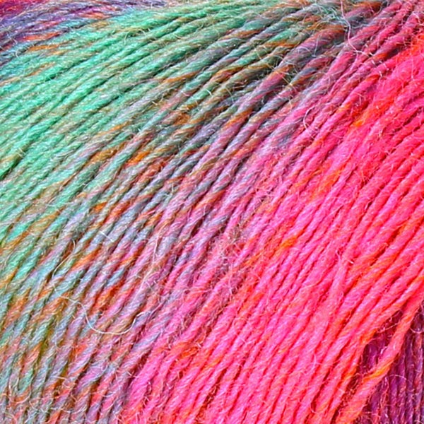 Flotte Socke 4fach Kolibri | Rellana, 100 g(6214)