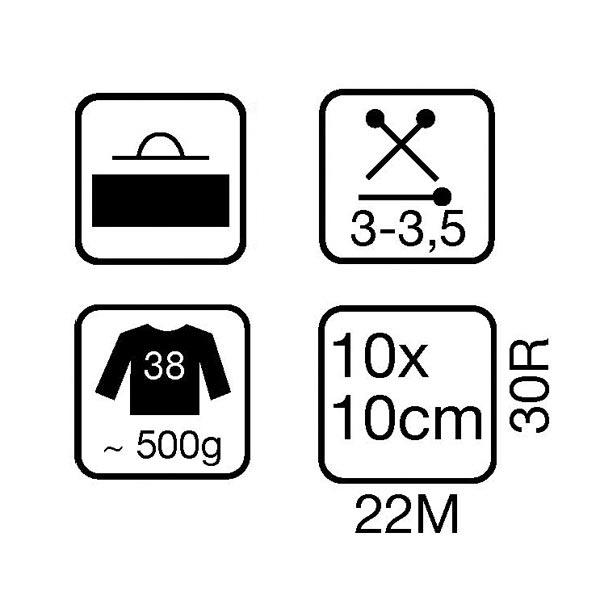 Denim   Rellana, 50 g (0024)