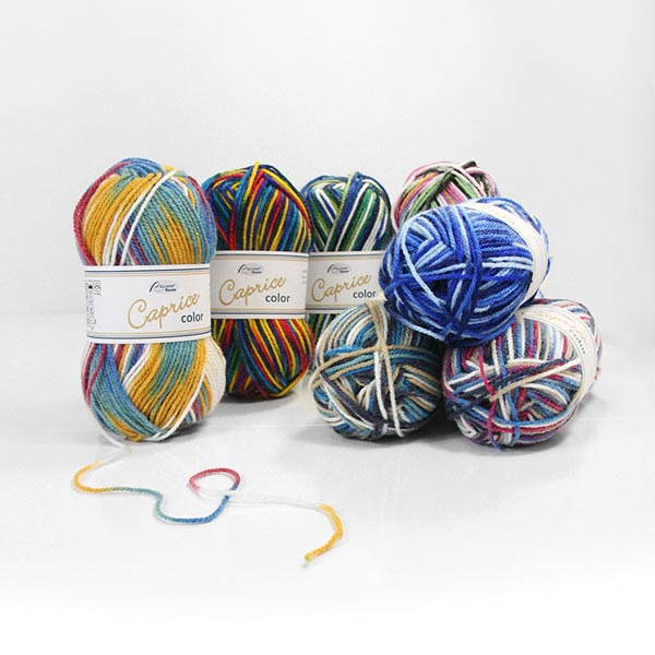 Caprice color (240) | Rellana – bleu/orange